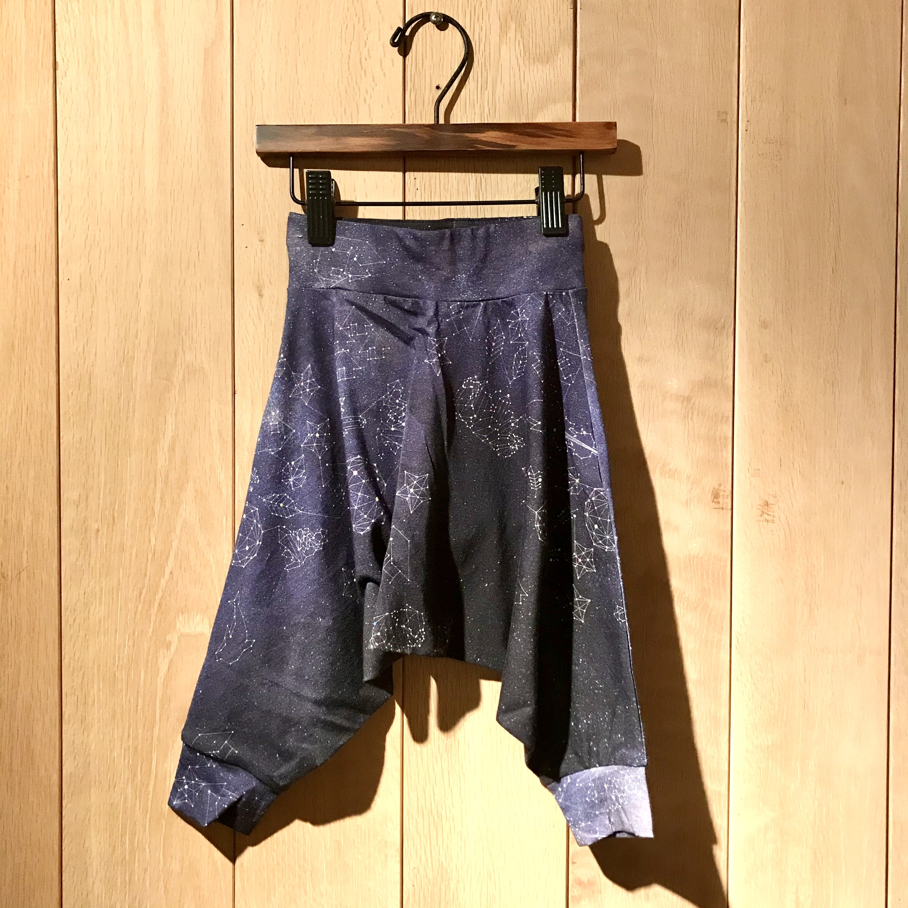 BISOWA PANTS【SPACE NAVY】(Kids Size/80~90)