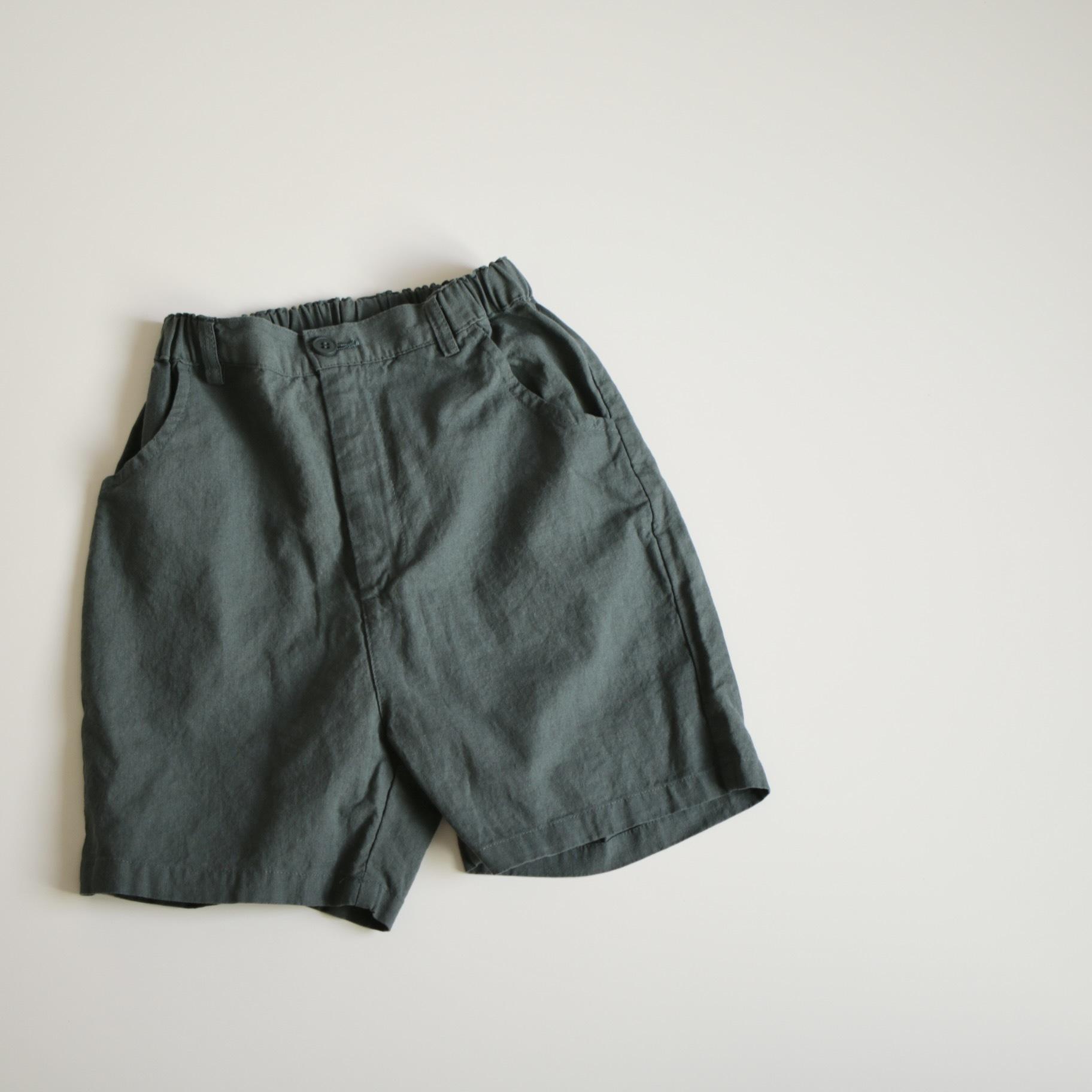 cotton linen pants. 〔コットンリネンパンツ〕