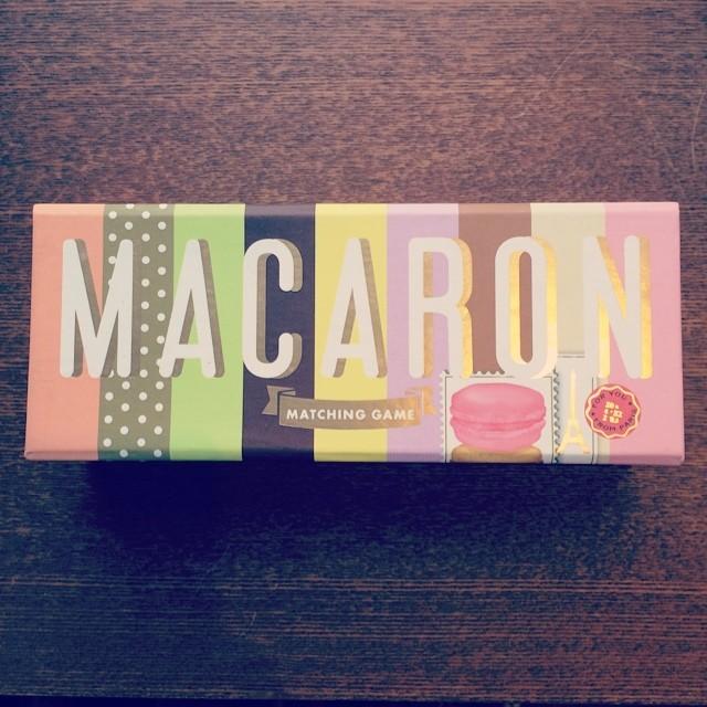 雑貨「マカロンのメモリーゲーム」 - 画像1