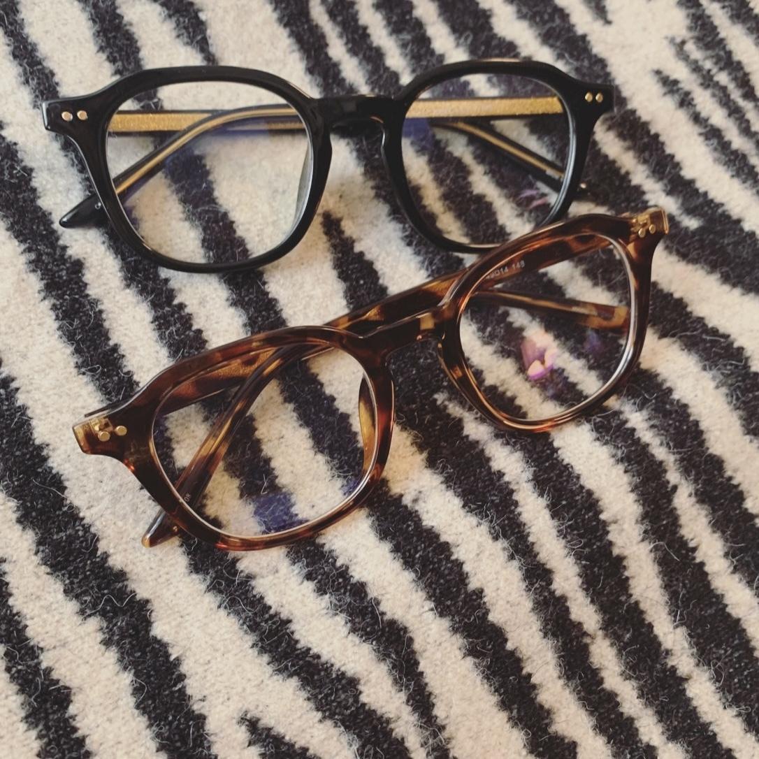 11/20 NEW retro glasses