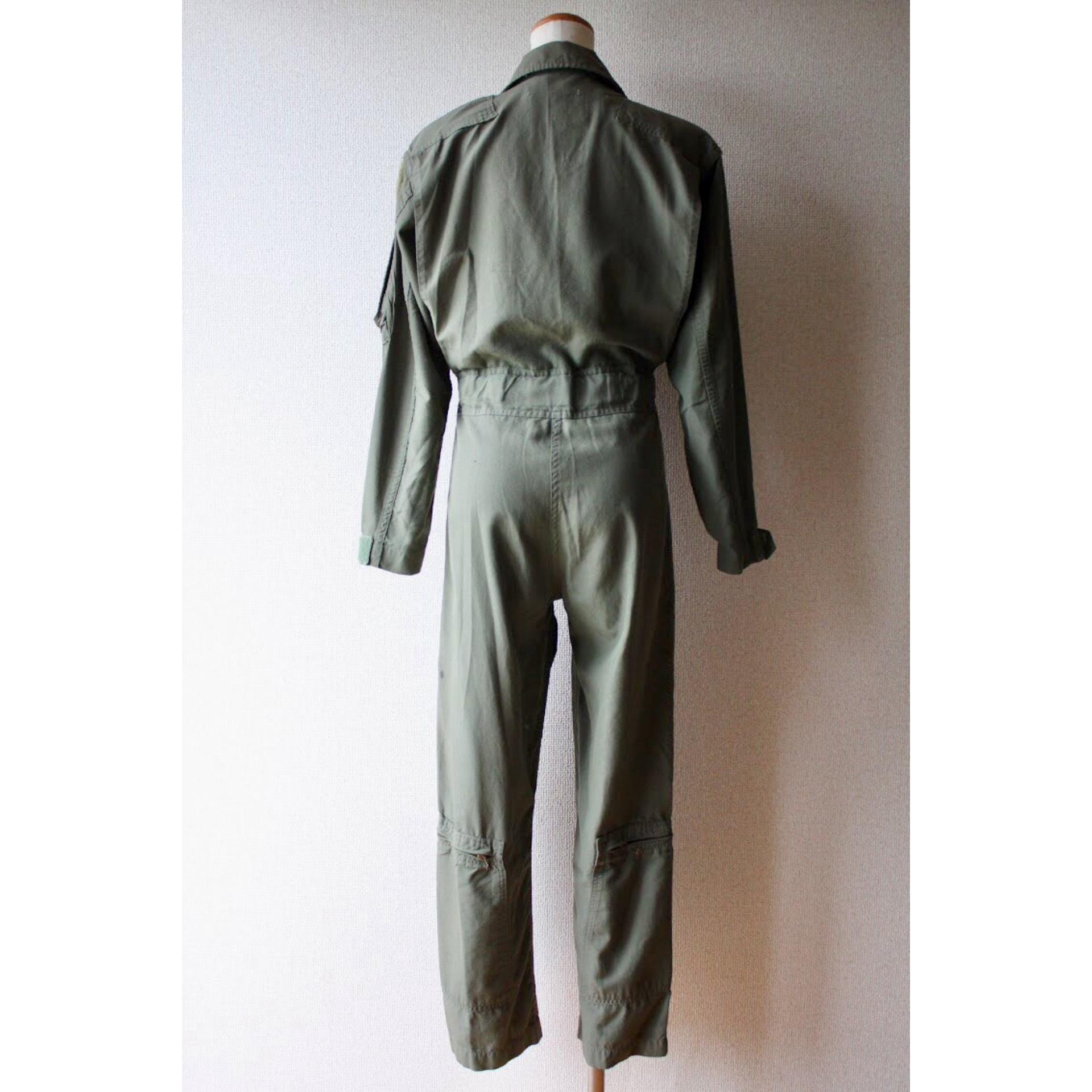 Vintage military flight suit