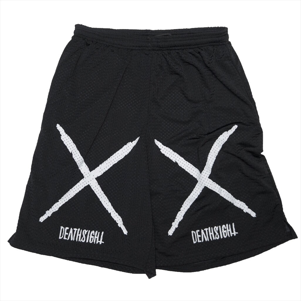 """deathsight"" MESH SHORTS - 画像1"