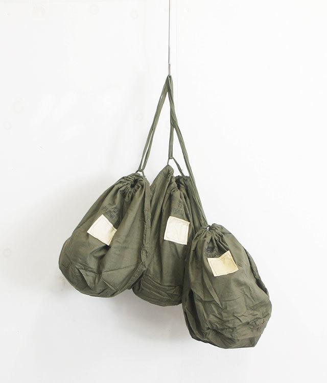 【再入荷なし】 dead stock デッドストック USペイシェントバッグ メンズ レディース バッグ 巾着 ミリタリー 通販 (品番dkd-kom-0016)