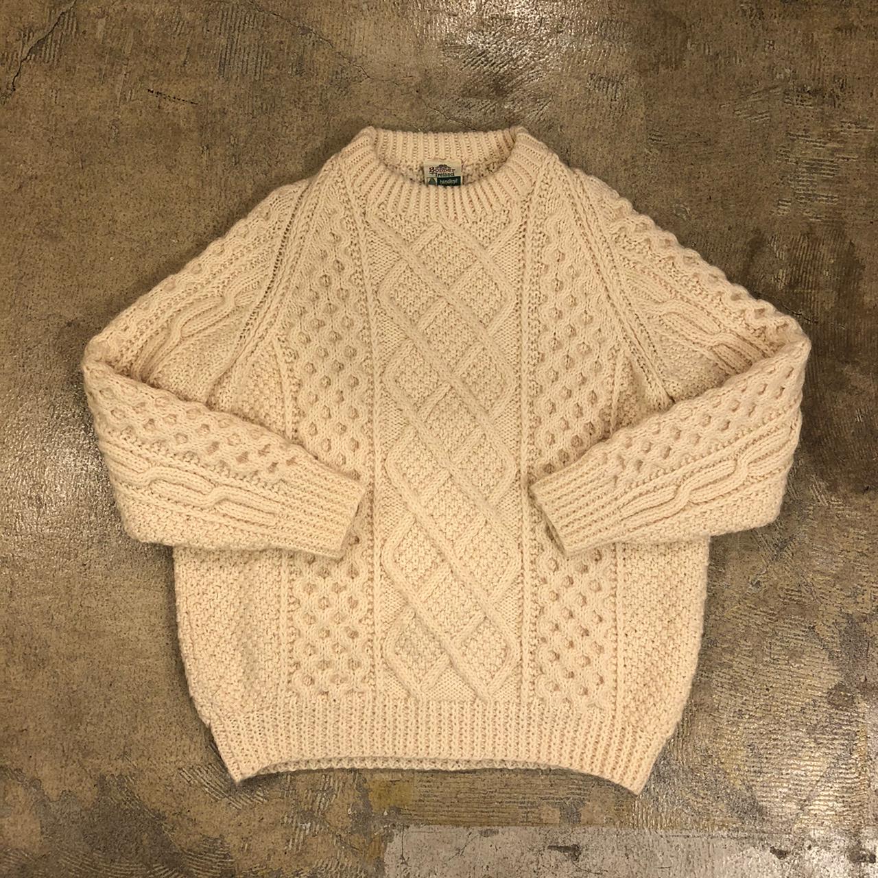 Bonner Hand Knit Sweater ¥11,000+tax