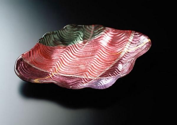 箔玻璃婆娑羅シリーズ Hakuhari「BASARA」Series
