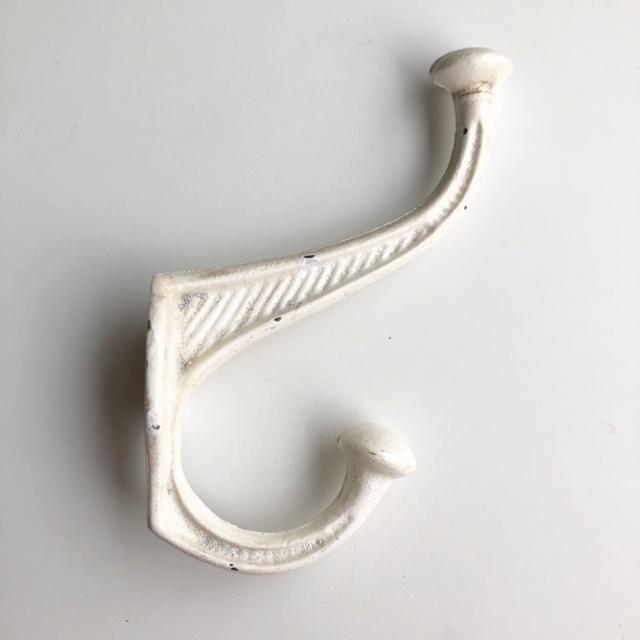 Wall hook / Ivory