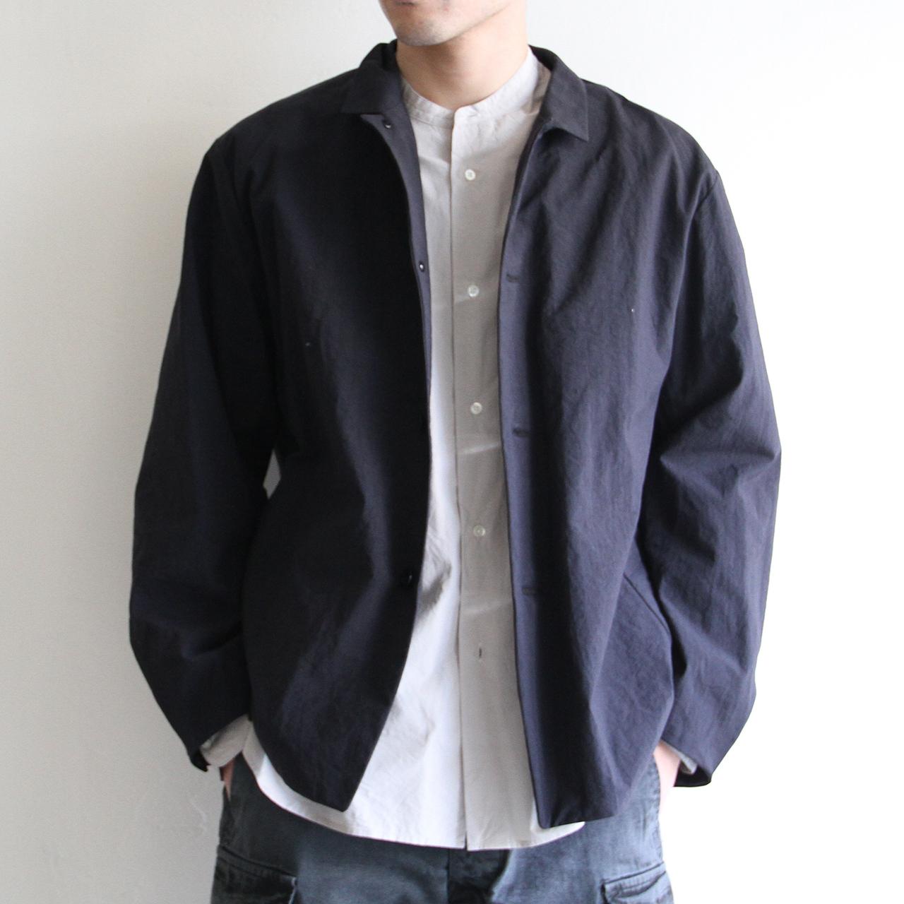 STILL BY HAND【 mens 】nylon jacket