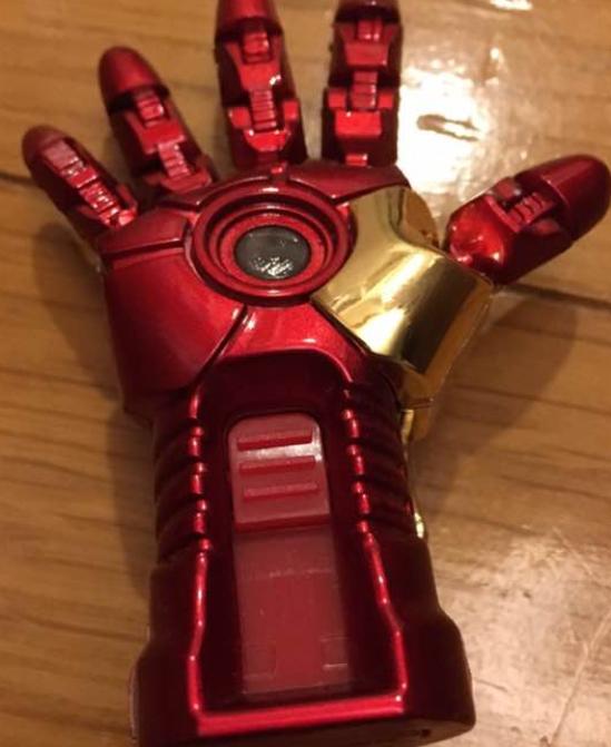 【戸村様専用オーダー】アイアンマン USB 8GB