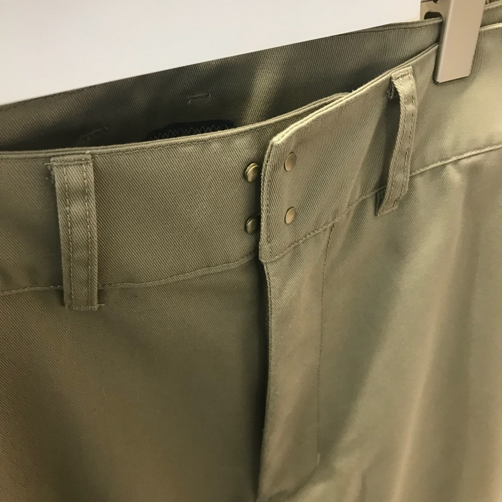 meanswhile Work Twill Corset PT/BEIGE/LIGHT GREY