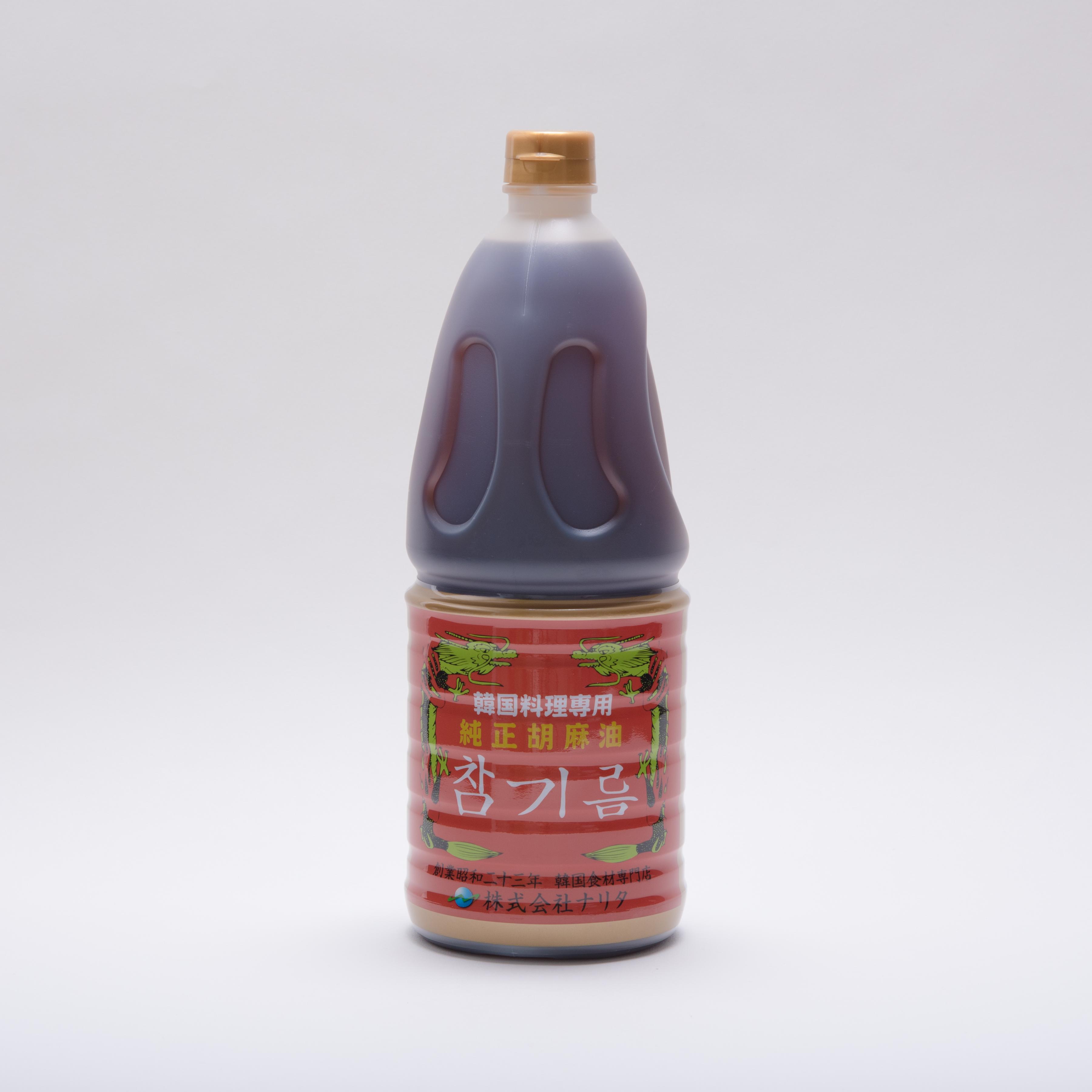ナリタ純正ごま油/1.65kg