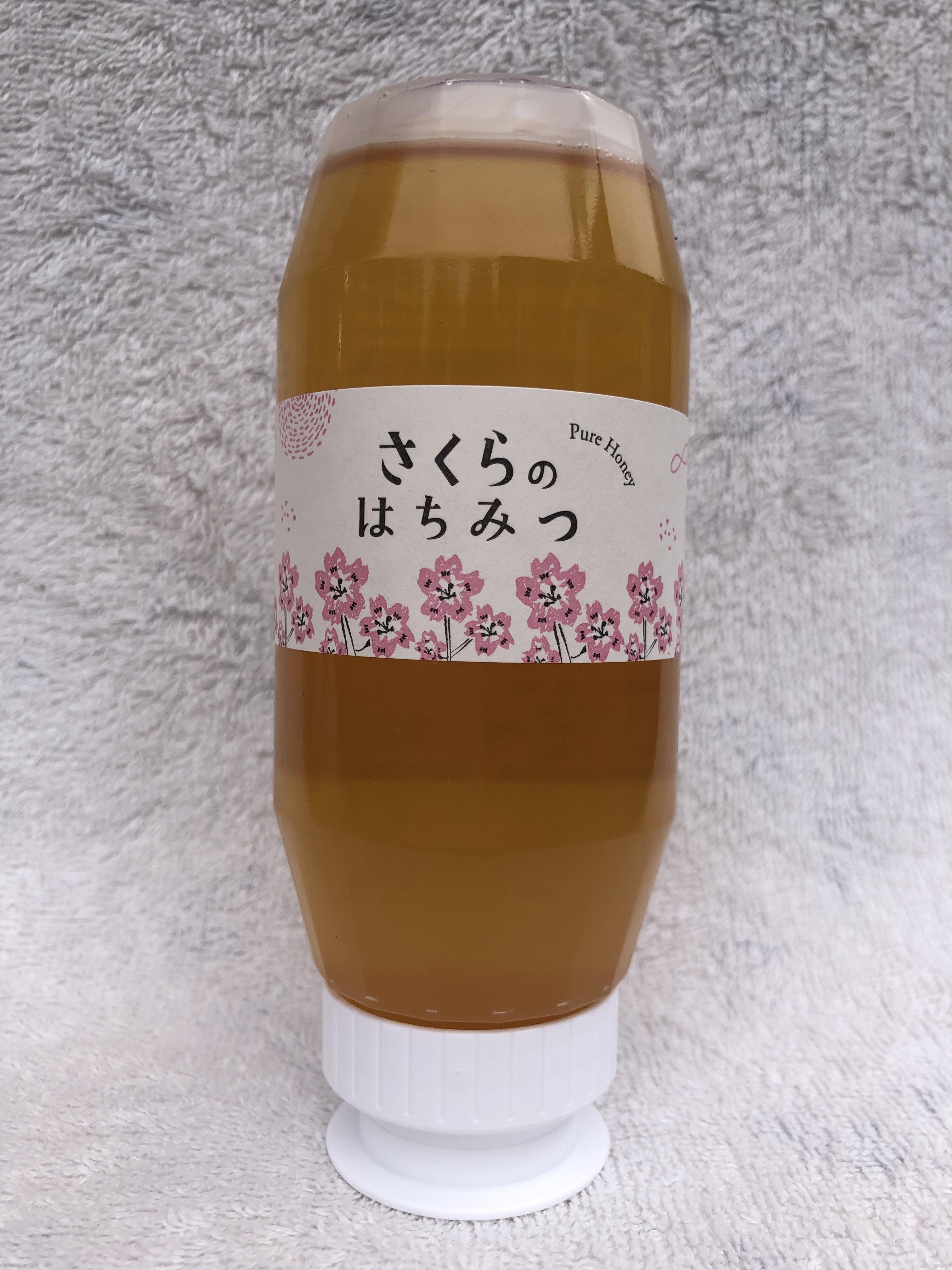 桜のはちみつ 300g