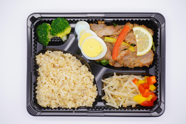 豚ヒレ生姜焼き弁当
