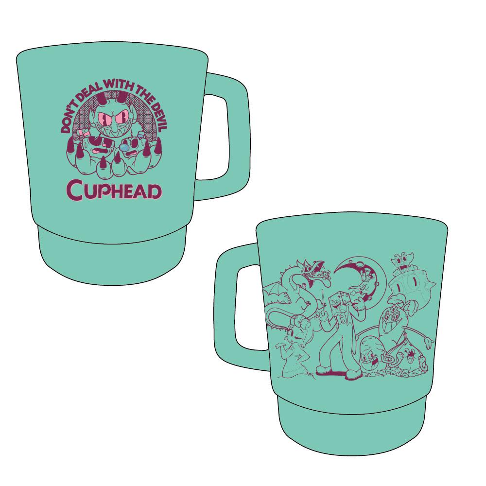CUPHEAD ( カップヘッド ) スタッキングマグカップ C / エンスカイ