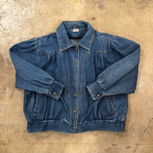 Old Fashion Denim Jacket ¥6,800+tax