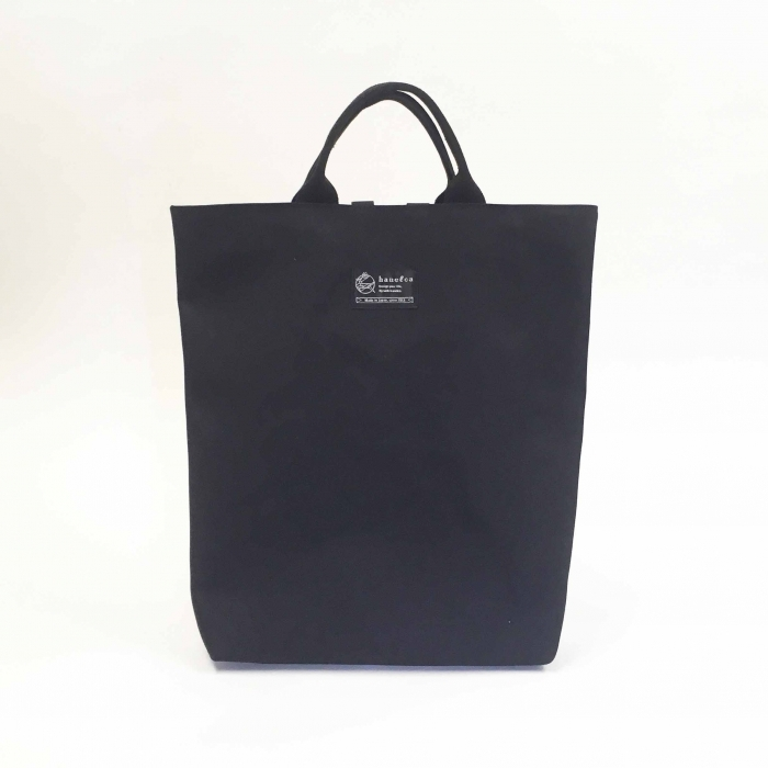 2way shopper / black x scale 2ウェイショッパー / 墨 x 鱗
