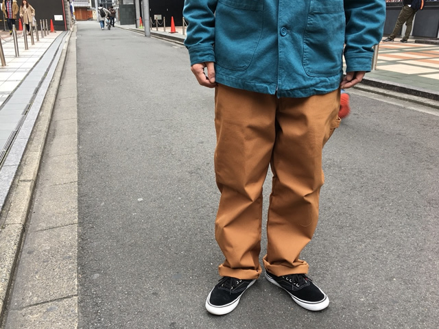 REDKAP|DUCK PAINTER PANTS