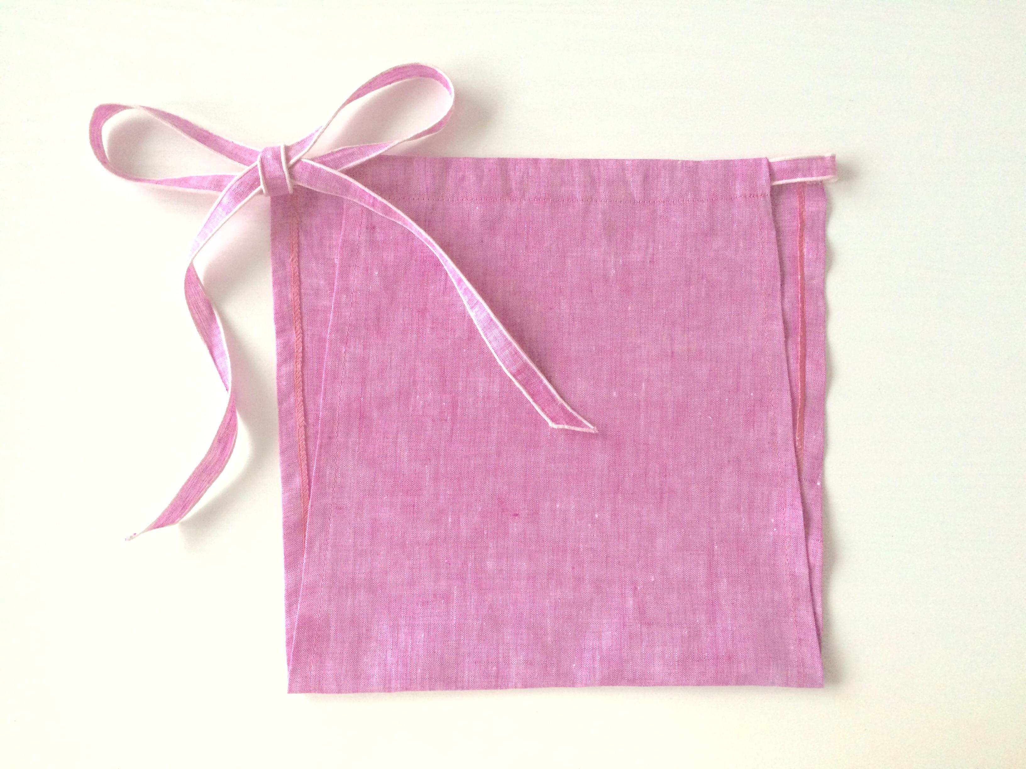 MUSE (pink)/リネン100%
