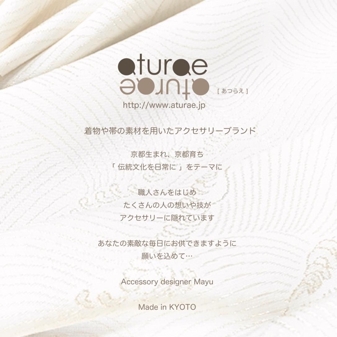 【限定品】ミニバレッタ(5cm/金彩/ゴールド)