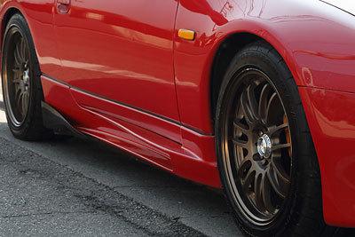 Z32 Pro Spec サイドスカート&スプリッター (2seat)