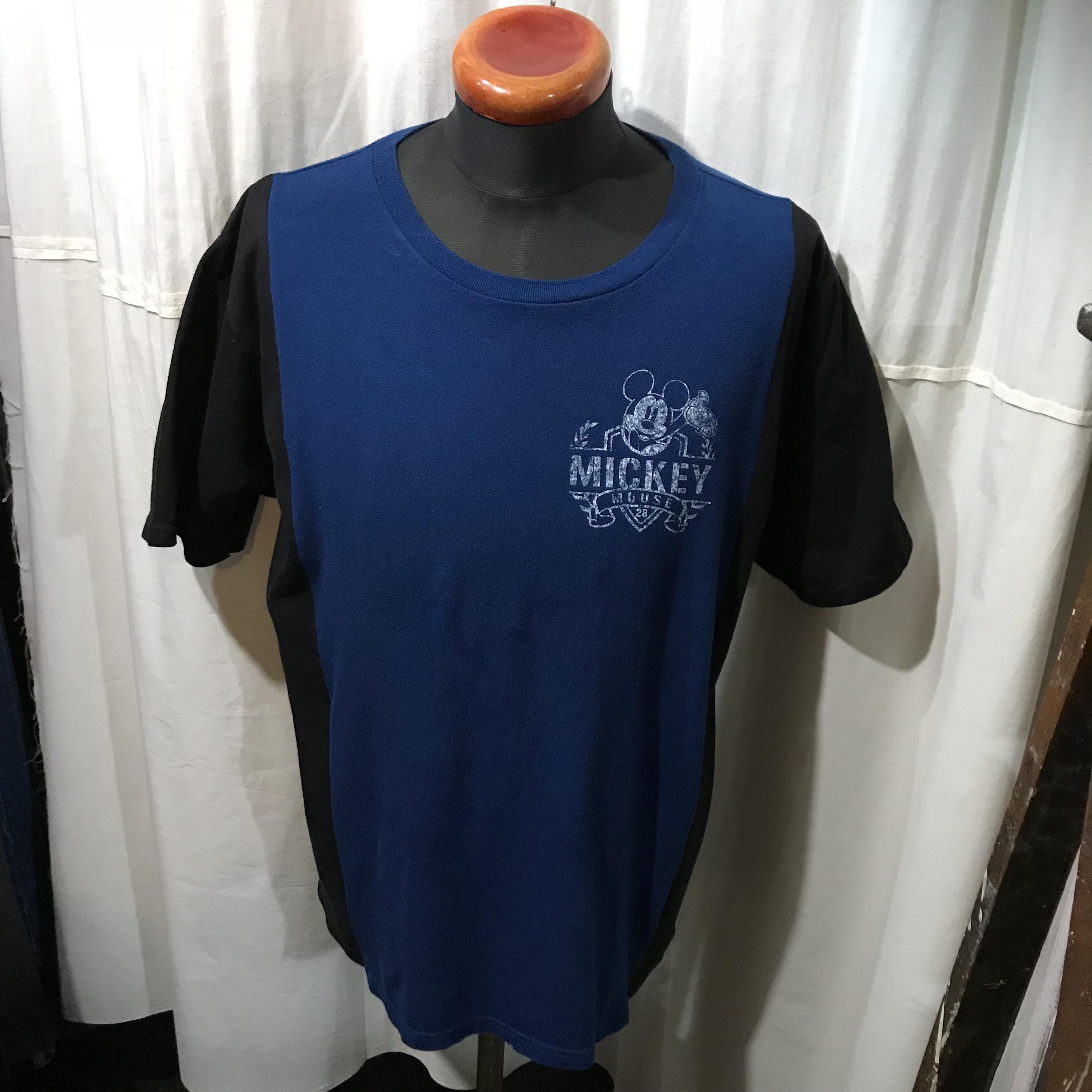 A Different Thing 古着リメイクTシャツ メンズL~XL程度