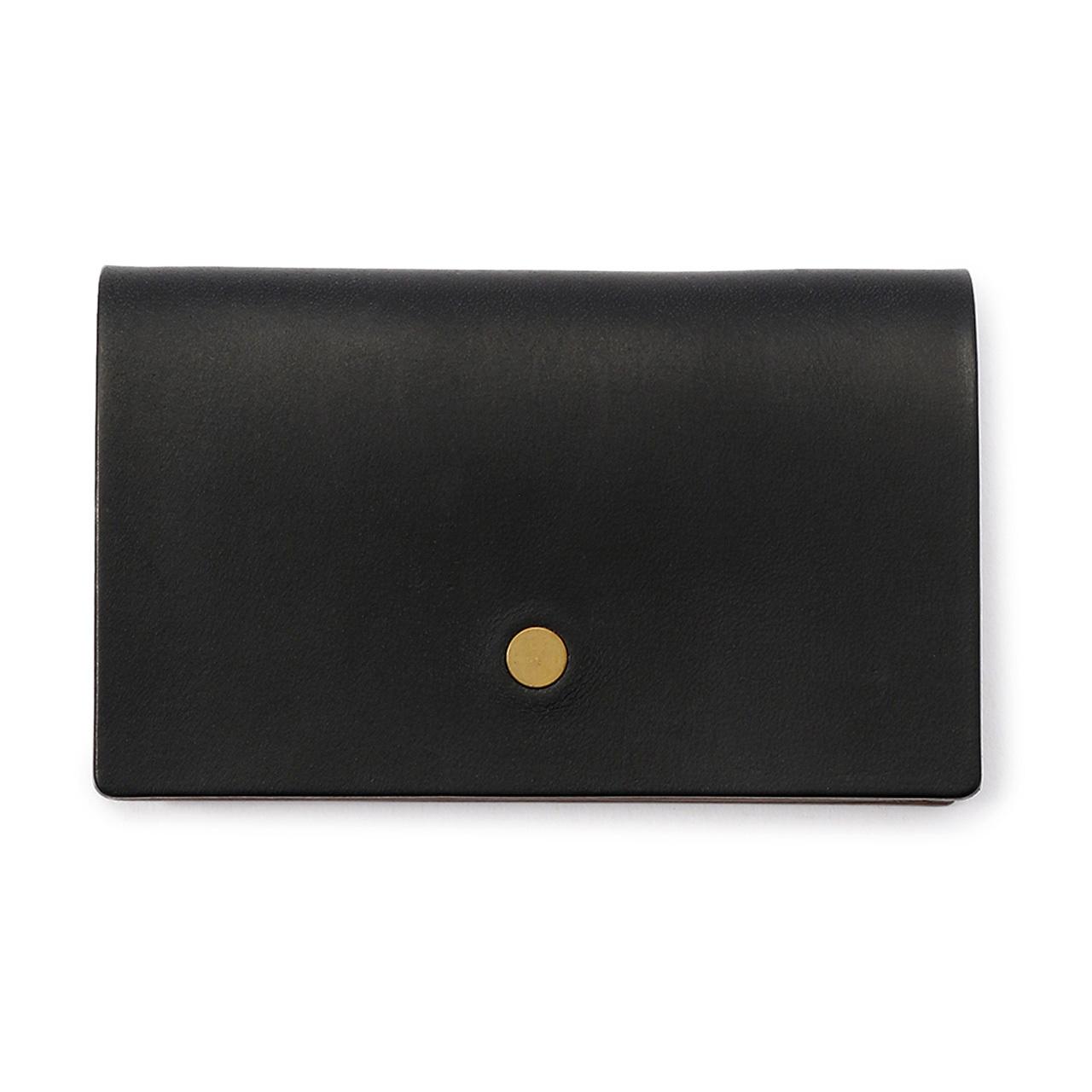 forme Card case Liscio black