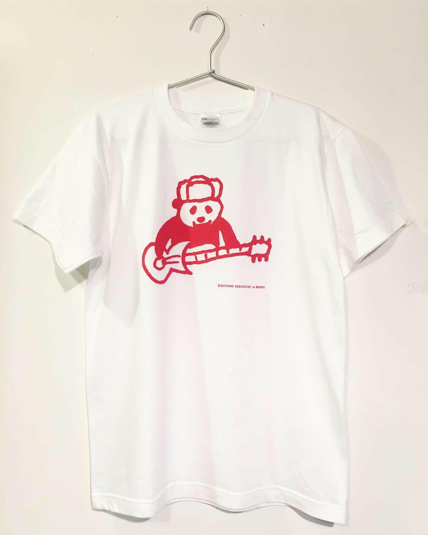Tシャツ【関口光太郎 in BEPPU】(ユーラシア・パンダ)