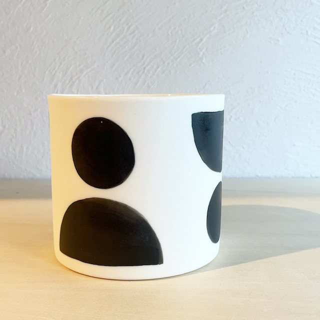 STEPH LIDDLE Big Pot  -Mimic