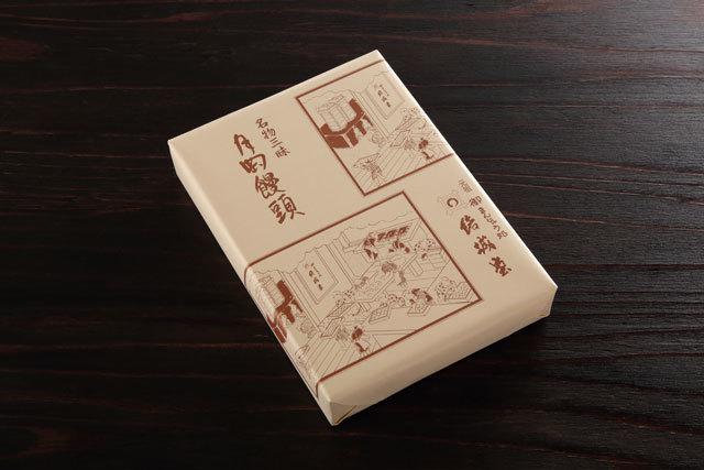 月岡饅頭 (つぶし餡) 12個入り