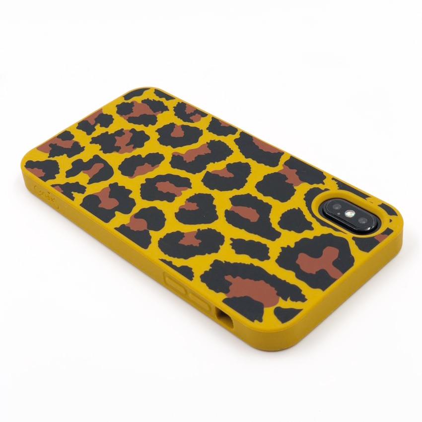 "SIMPLE CASE ""LEOPARD"" for iPhoneXSMAX"