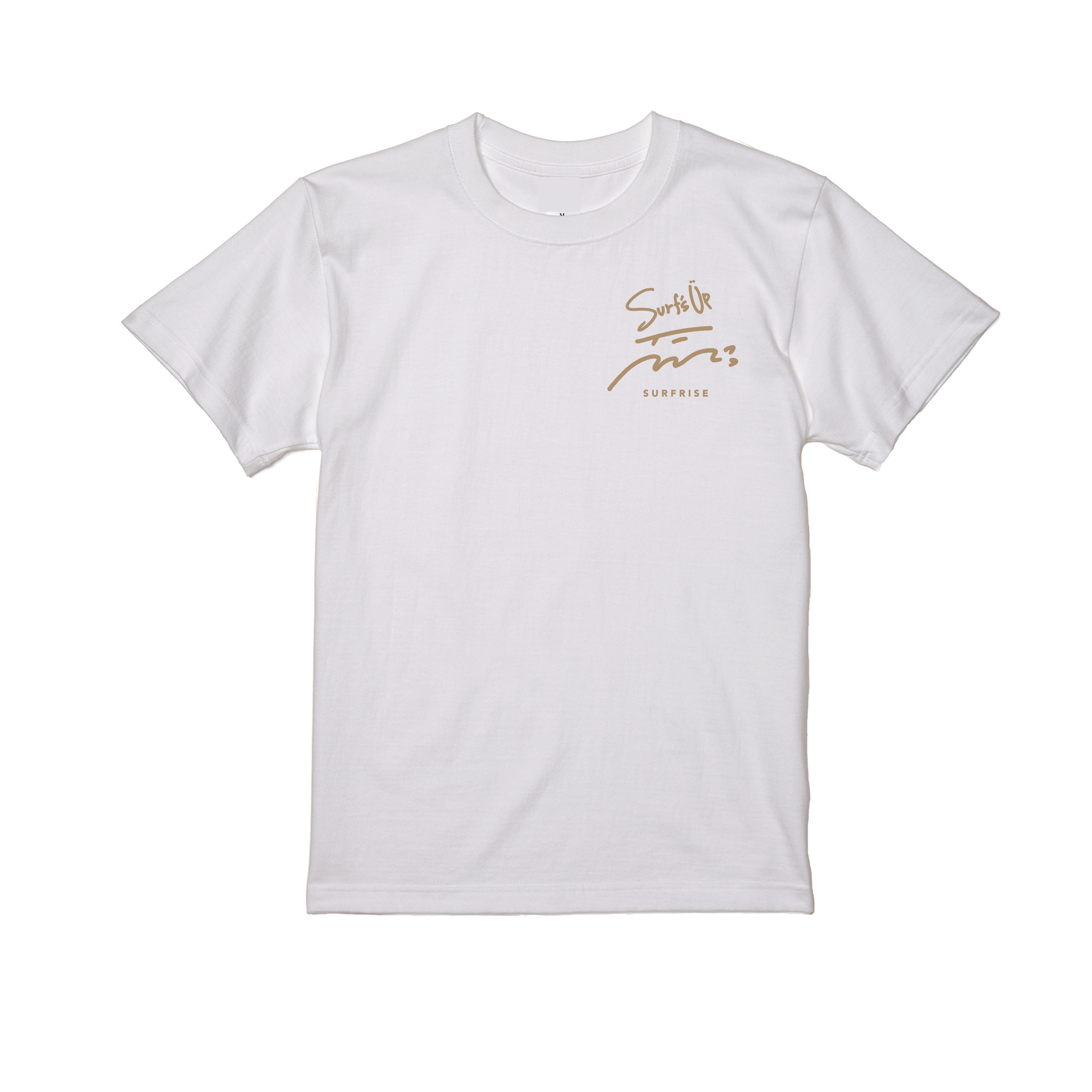 Surf's Up Tee - White