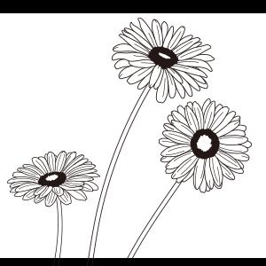 ブログヘッダー(アメブロ簡単カスタマイズ) -- flower01