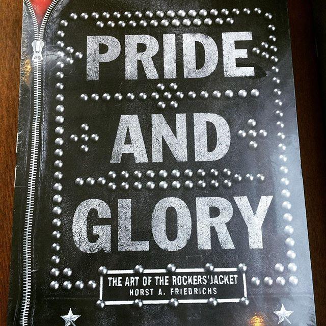 ファッションの本「Pride and Glory: The Art of the Rockers' Jacket/Horst A. Friedrichs」 - 画像1
