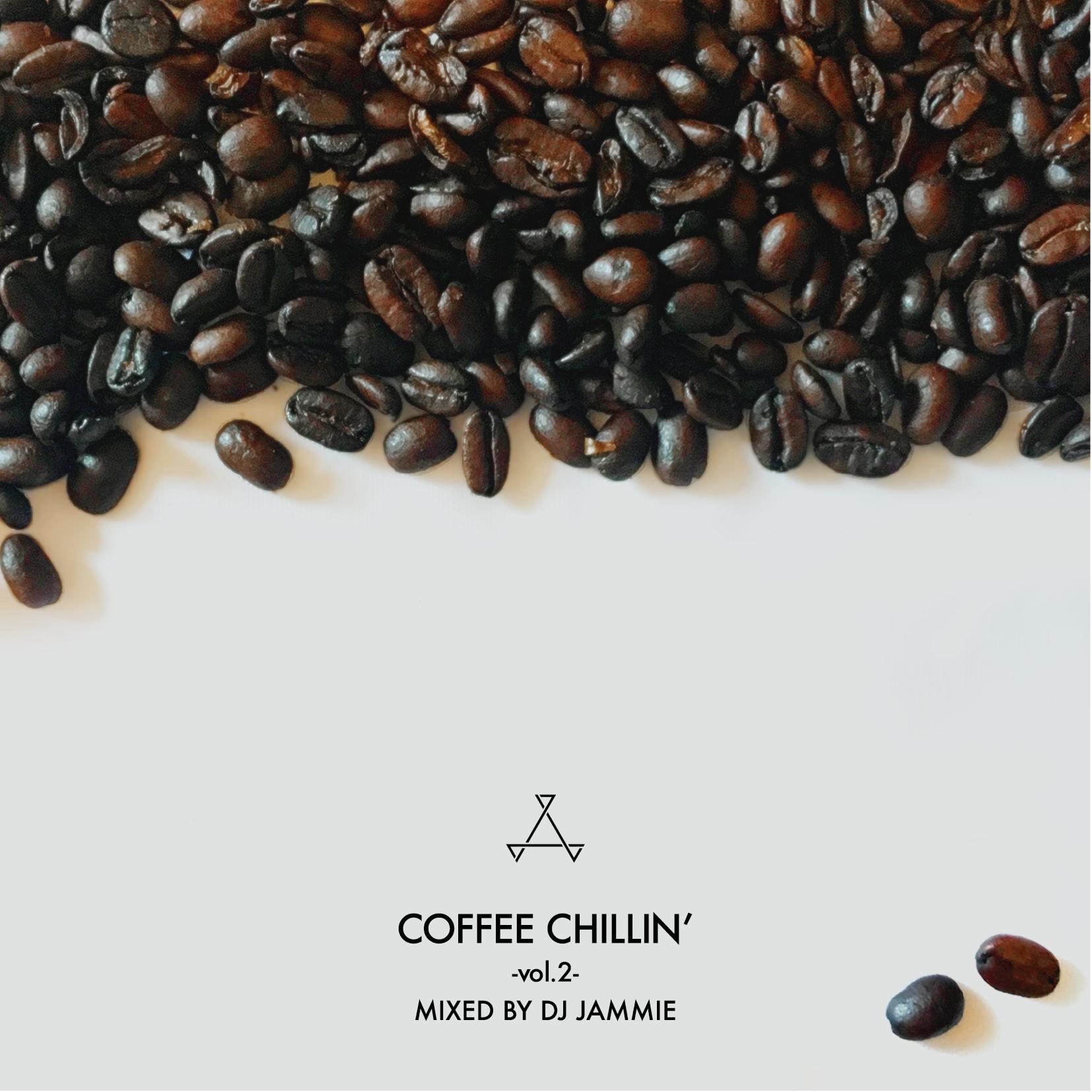 [MIX CD] DJ JAMMIE / COFFEE CHILLIN' -vol.2-
