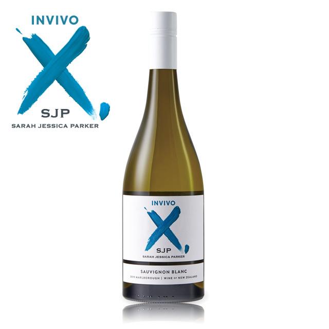 Invivo X , Sarah Jessica Parker Sauvignon Blanc 2019 / インヴィーヴォ X サラ・ジェシカ・パーカー ソーヴィニヨンブラン