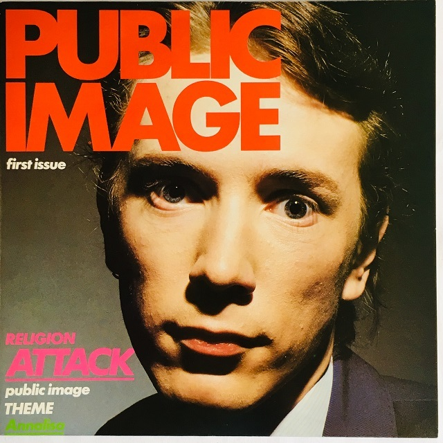 【LP・英盤】Public Image Limited / Public Image (First Issue)