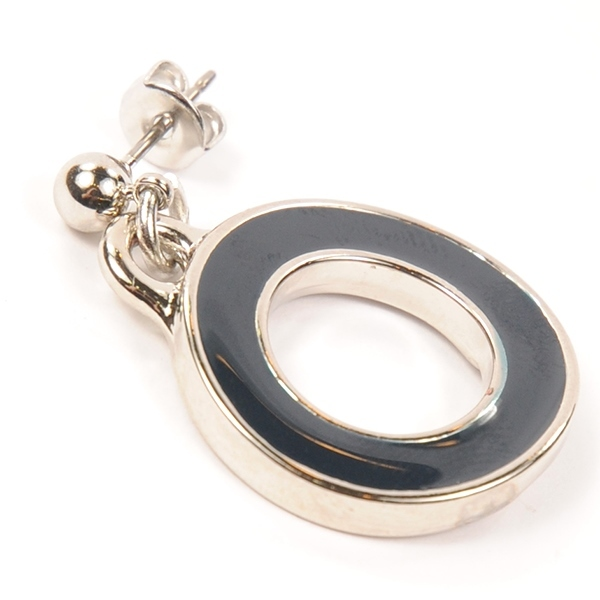 hs17WT-IRJ06 RING PIERCE (navy)