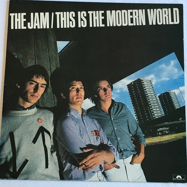 【LP・英盤】The Jam  / This Is The Modern World