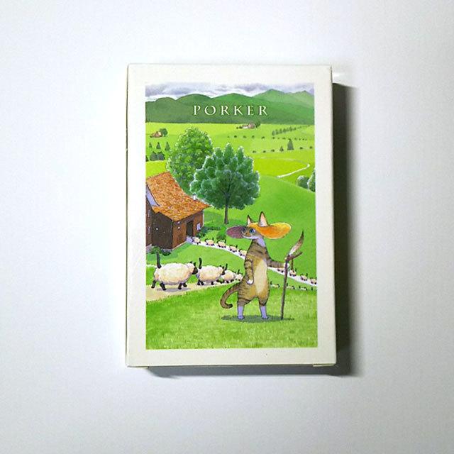 トランプ( 妙卡卡撲克牌)