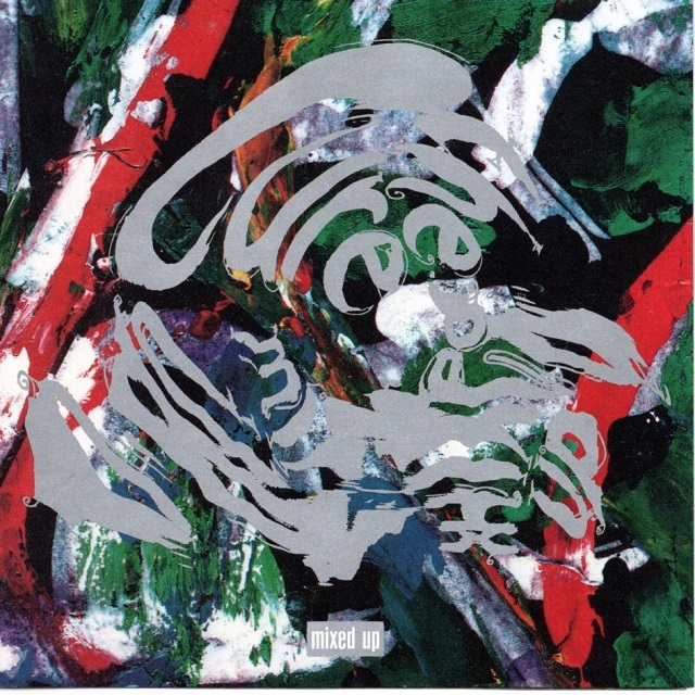 【CD・英盤】The Cure / MIXED UP