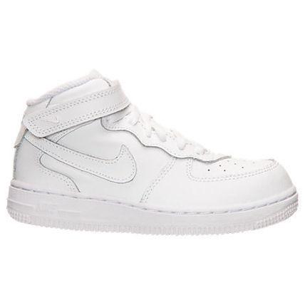子供用★Nike Air Force 1 Mid Sneaker Kids Toddler