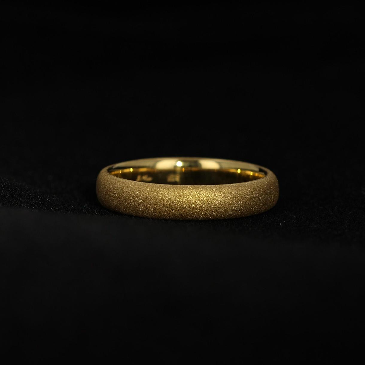 K18YG / リング / Alumina processing ring