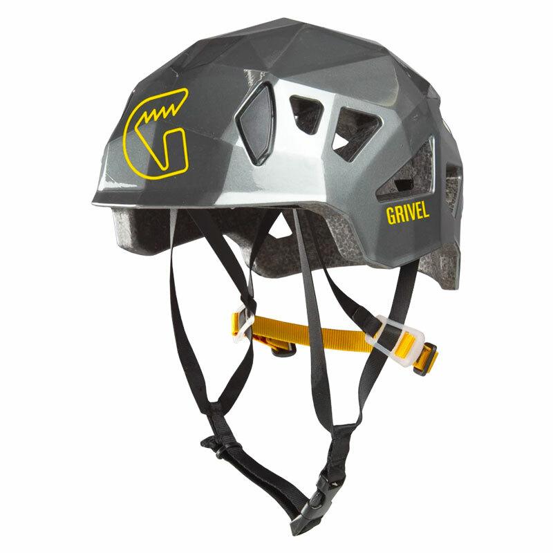 GRIVEL Stealth GV-HESTE グリベル ステルス ヘルメット チタングレー