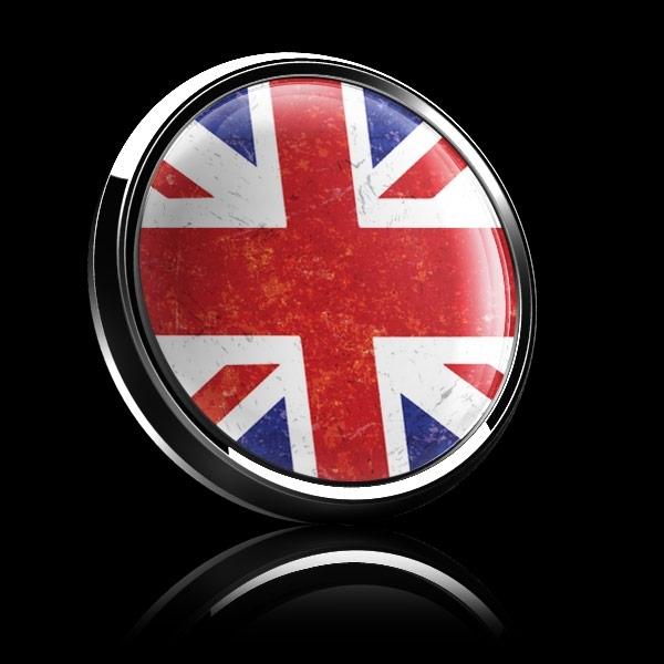 ゴーバッジ(ドーム)(CD1076 - FLAG UK VINTAGE) - 画像4