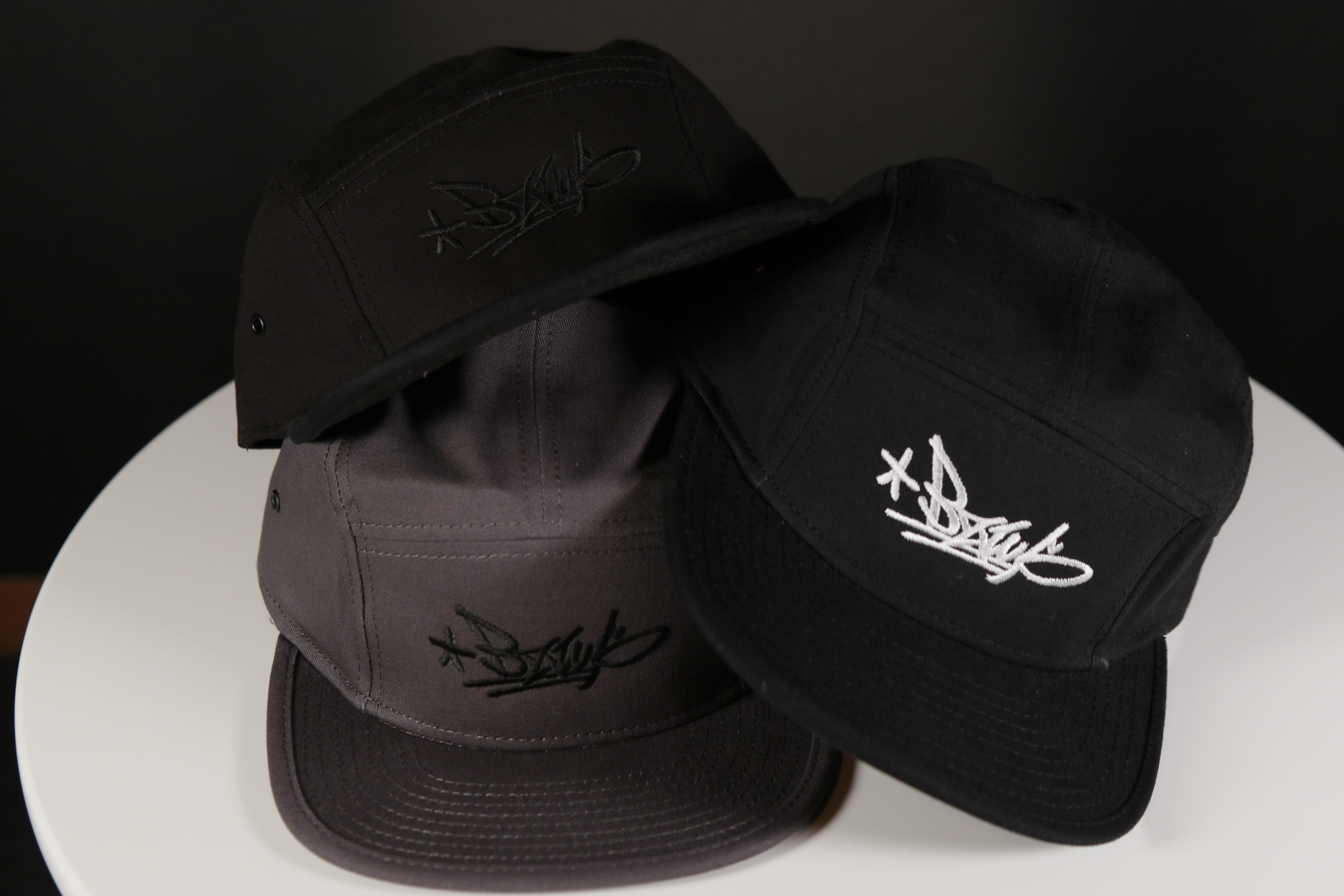 BZWS TAG JET CAP [BLACK]