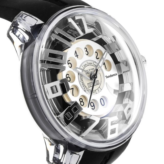 【Tendence テンデンス】TY023010 KING DOMEキングドーム(ブラックフォン)/正規輸入品