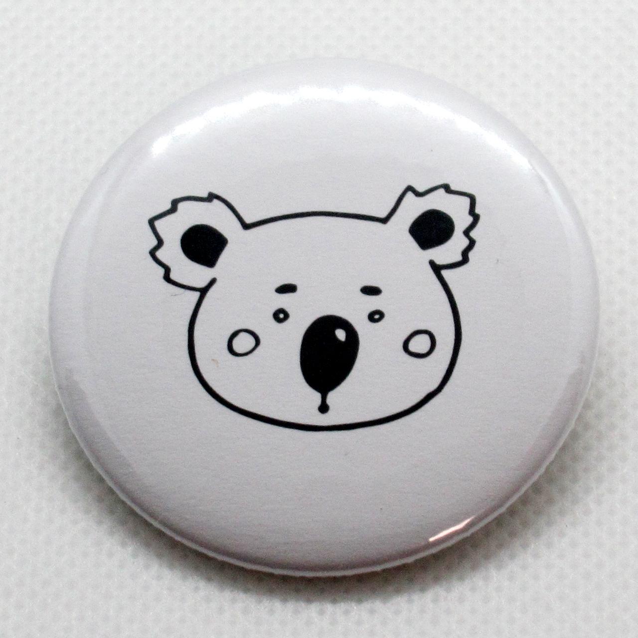 缶バッジ*Animalシリーズ-No.119