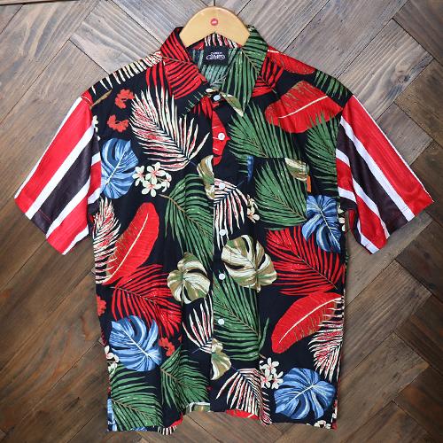 リメイクアロハシャツ 半袖 / サンパウロ | SINE METU