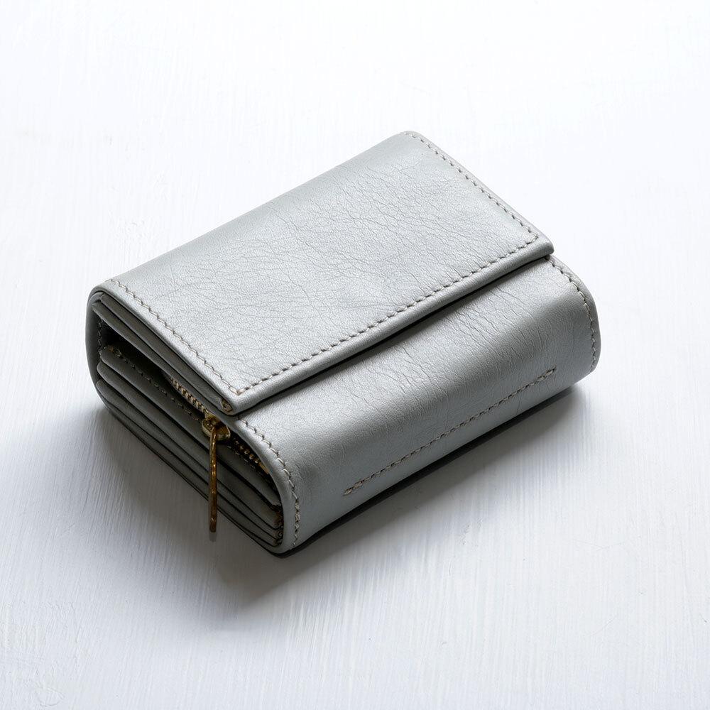 f wallet (blue gray)