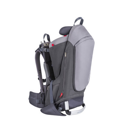 phil& teds escape child carrier Charcoal(grey)フィルアンドテッズ