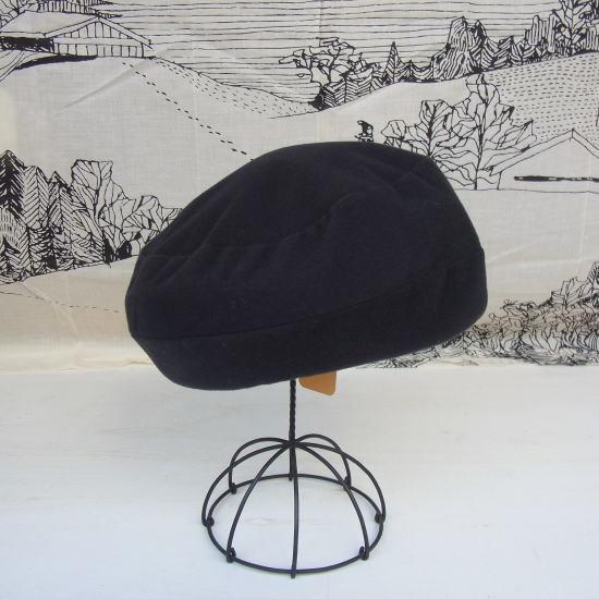 リバーシブルラインベレー帽子 全3色 - 画像4